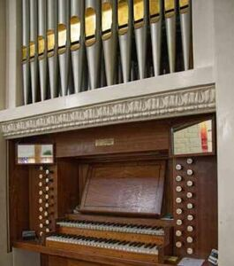 1852 Simmons Organ of Los Altos United Methodist Church Released